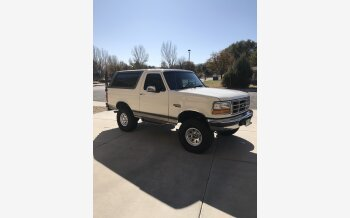 1995 Ford Bronco for sale 101231713