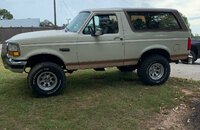1995 Ford Bronco for sale 101379232