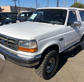 1995 Ford Bronco for sale 101406471