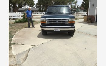 1995 Ford Bronco XLT for sale 101551089