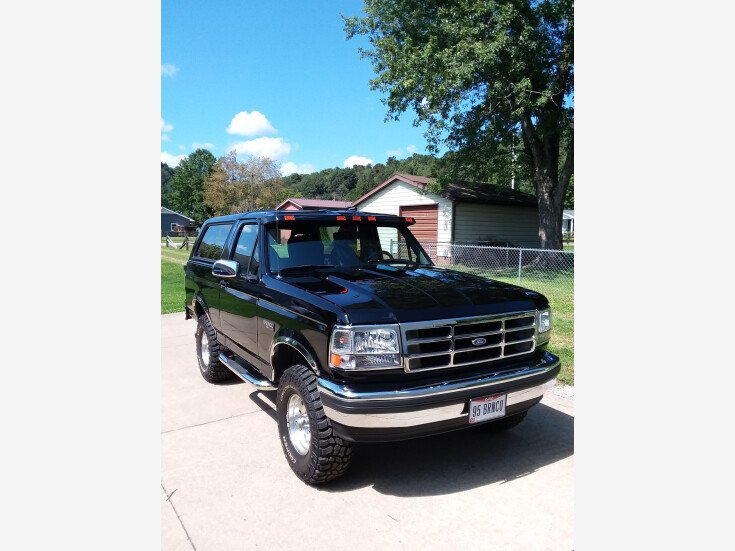 1995 Ford Bronco for sale 101600928