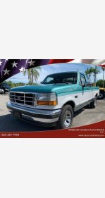 1995 Ford F150 for sale 101340869