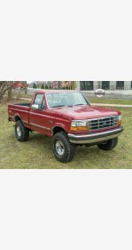 1995 Ford F150 for sale 101420602