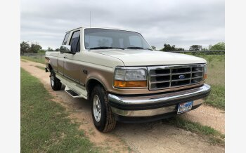 1995 Ford F150 2WD SuperCab for sale 101633508
