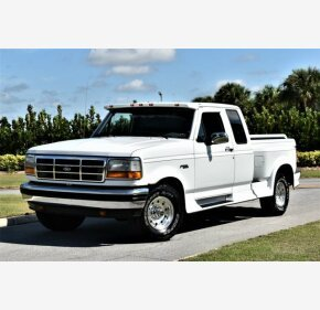 1995 Ford F150 4x4 Supercab XL for sale 101178232