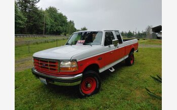 1995 Ford F250 4x4 SuperCab for sale 101343184