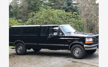 1995 Ford F250 2WD SuperCab for sale 101479079