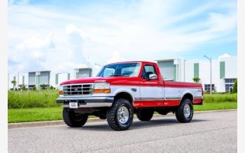 1995 Ford F250 4x4 Regular Cab for sale 101607886