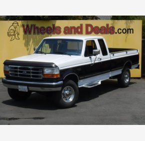 1995 Ford F250 4x4 SuperCab for sale 101260880