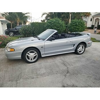 1995 Ford Mustang GT Convertible for sale 101215805