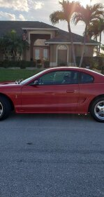 1995 Ford Mustang Cobra Coupe for sale 101289227