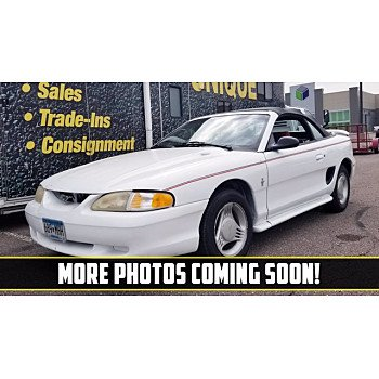 1995 Ford Mustang Convertible for sale 101380733