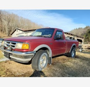 1995 Ford Ranger 4x4 SuperCab for sale 101461101