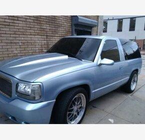 1995 GMC Yukon for sale 101260871