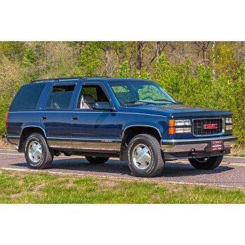 1995 GMC Yukon for sale 101497096