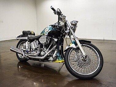 1995 Harley-Davidson Softail Custom for sale 201124482