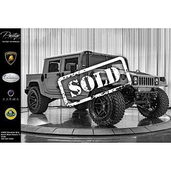 1995 Hummer H1 4-Door Wagon for sale 101150620