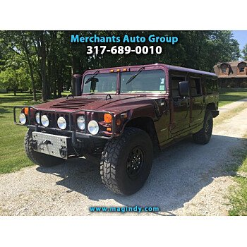 1995 Hummer H1 4-Door Wagon for sale 101171891
