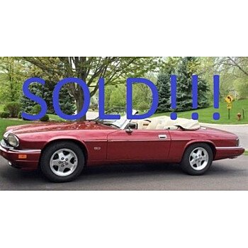 1995 Jaguar XJS V6 Convertible for sale 100999440