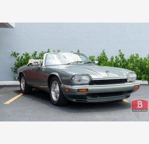 1995 Jaguar XJS V6 Convertible for sale 101354300