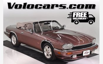 1995 Jaguar XJS V6 Convertible for sale 101408008