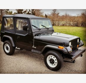 1995 Jeep Wrangler 4WD Rio Grande for sale 101192693