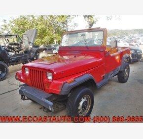 1995 Jeep Wrangler 4WD Rio Grande for sale 101326288