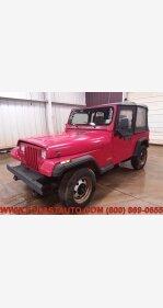 1995 Jeep Wrangler 4WD Rio Grande for sale 101326531