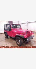 1995 Jeep Wrangler 4WD Rio Grande for sale 101326531