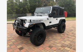 1995 Jeep Wrangler 4WD Rio Grande for sale 101423736
