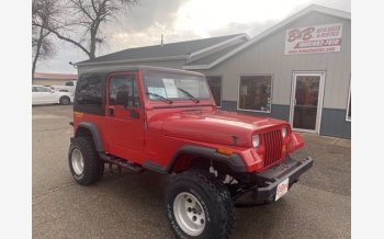 1995 Jeep Wrangler for sale 101485300