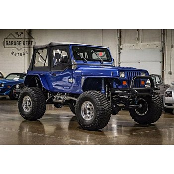 1995 Jeep Wrangler 4WD Rio Grande for sale 101616671