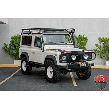 1995 Land Rover Defender 90 for sale 101003516