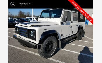 1995 Land Rover Defender 110 for sale 101409919