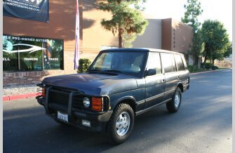 1995 Land Rover Range Rover for sale 101235515