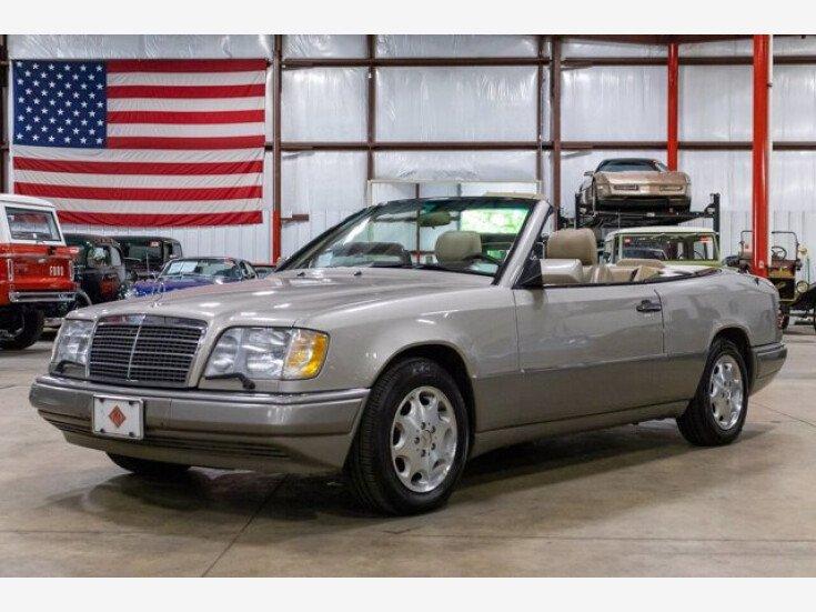 1995 Mercedes-Benz E 320 for sale near Grand Rapids ...