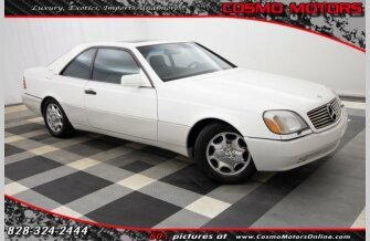 1995 Mercedes-Benz S600 Coupe for sale 101260445