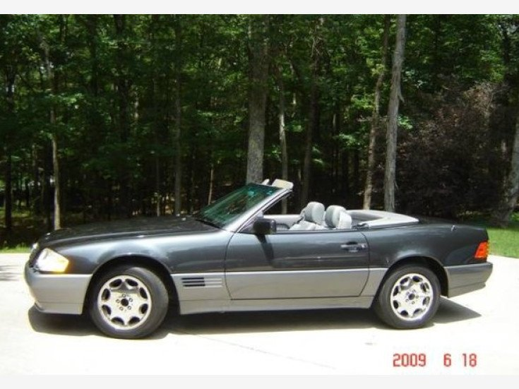 1995 Mercedes Benz Sl500 Convertible Car For By Er Networks In Woodland Hills California 91364