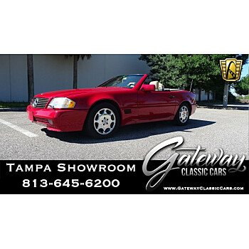 1995 Mercedes-Benz SL500 for sale 101095521