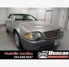 1995 Mercedes-Benz SL500 for sale 101260822