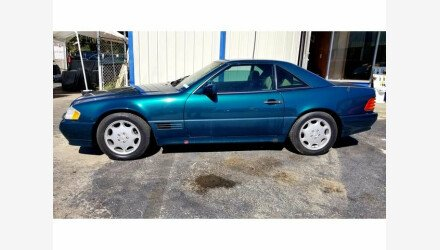 1995 Mercedes-Benz SL500 for sale 101279821