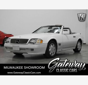 1995 Mercedes-Benz SL500 for sale 101301859