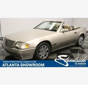 1995 Mercedes-Benz SL500 for sale 101330291