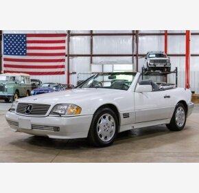 1995 Mercedes-Benz SL500 for sale 101348594