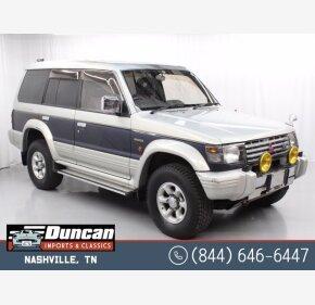 1995 Mitsubishi Pajero for sale 101404312