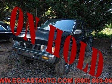 1995 Nissan Pickup 4x4 King Cab V6 for sale 101326274
