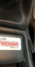 1995 Pontiac Firebird Coupe for sale 101134387