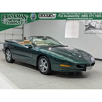 1995 Pontiac Firebird Convertible for sale 101238319