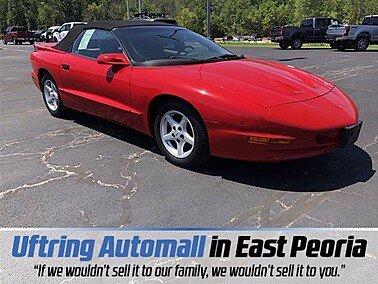 1995 Pontiac Firebird for sale 101352311