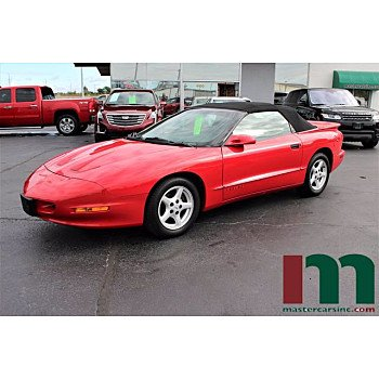 1995 Pontiac Firebird Convertible for sale 101383945